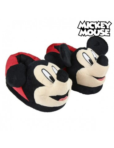 House Slippers 3d Mickey...