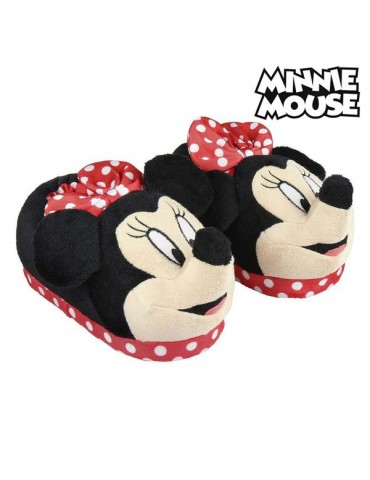 House Slippers 3d Minnie...