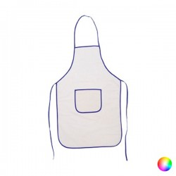 Apron with Pocket (53 x 85...