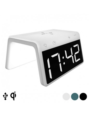 Alarm Clock with Wireless...