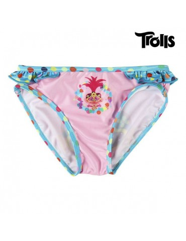 Swimsuit for Girls Trolls Pink