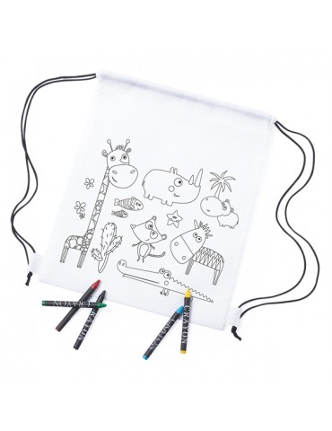 Colouring Backpack 145701