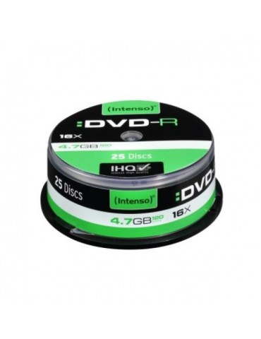 DVD-R INTENSO 4101154 16x...