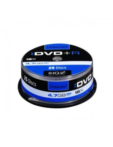 DVD+R INTENSO 4111154 16x...