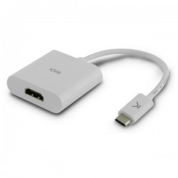 USB C to HDMI Adapter White