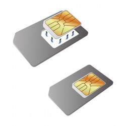 Nano SIM to SIM Card Adaptor