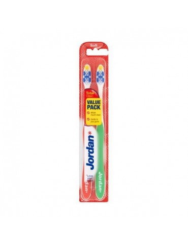 Toothbrush Total Clean Soft...