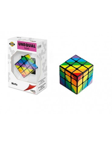 Board game Unequal Cube...