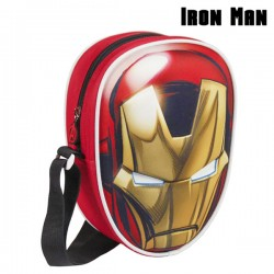 3D Iron Man Backpack...