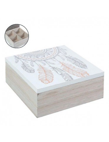 Decorative box (15 x 15 x 6...