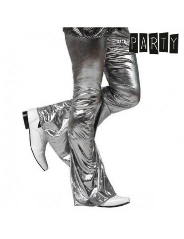 Adult Trousers Disco Shine...