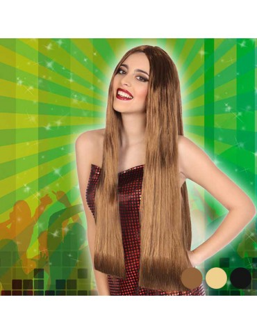 Long Haired Wig 117847