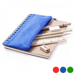 Notebook with Integrated...