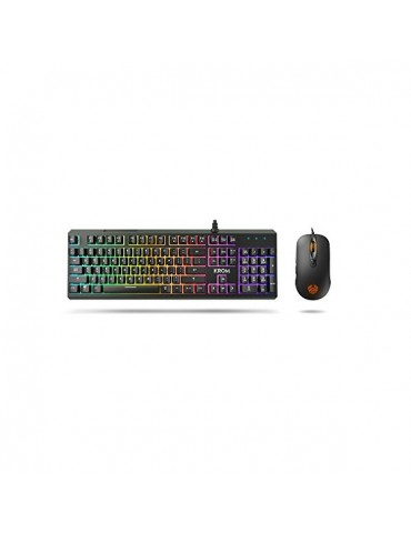 Keyboard with Gaming Mouse...