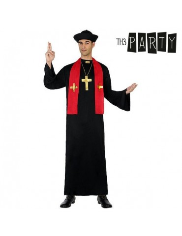 Costume for Adults 3884 Priest