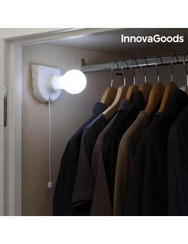 InnovaGoods Portable LED...