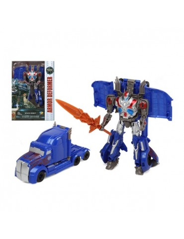 Transformable Super Robot...