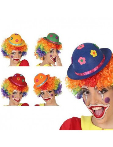 Clown Hat Multicolour