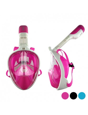 Snorkelling mask with...