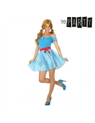 Costume for Adults 50S Blue