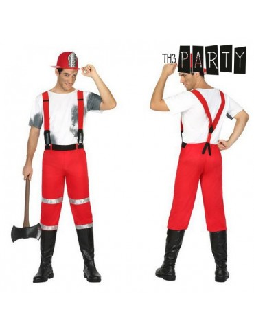 Costume for Adults Fireman