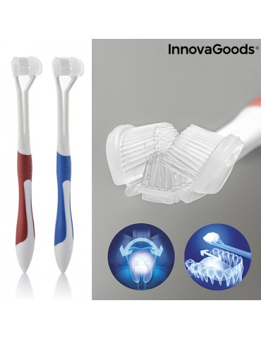 InnovaGoods 4D Toothbrush...