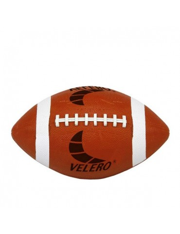 Rugby Ball Rubber Brown 114836
