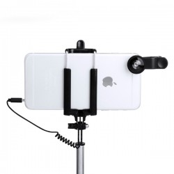 Set of Selfie Stick with...