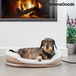 InnovaGoods Heated Pet Bed 18W