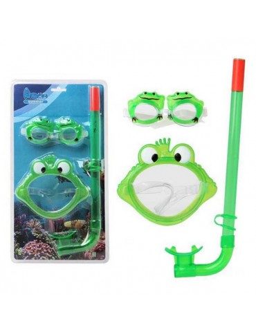 Snorkel Goggles and Tube...
