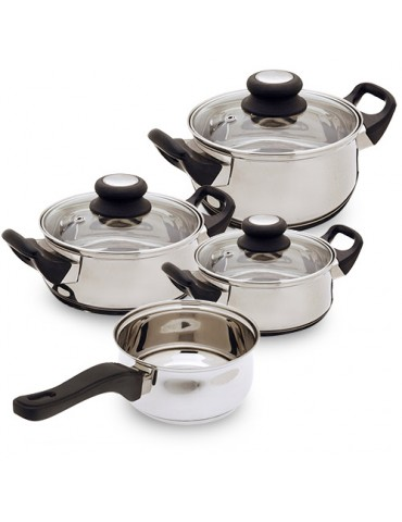 Stainless Steel Cookware (7...