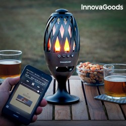 InnovaGoods LED Flame Lamp...