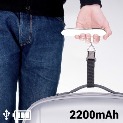 Suitcase Scales with Power...