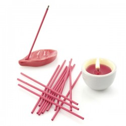 Candle & Incense Set (3...