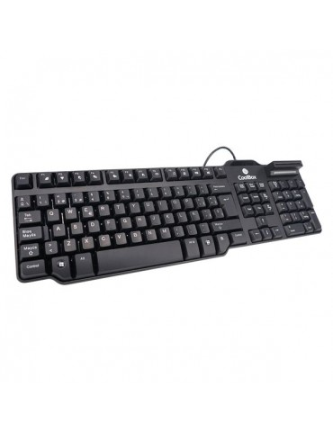 Keyboard with Reader...