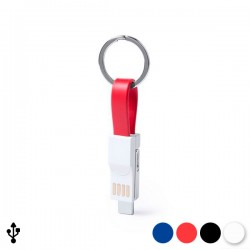 Keyring with Type C Micro...