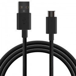 USB-C Cable to USB 1 m Black