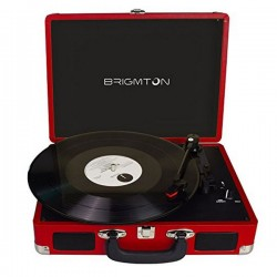 Record Player BRIGMTON...