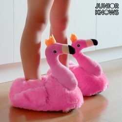 Junior Knows Flamingo...