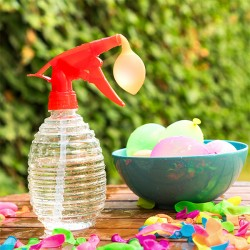 Water Balloons with Pump...