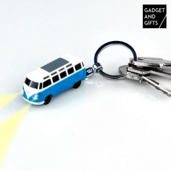 VW Van Keyring with LED Lights