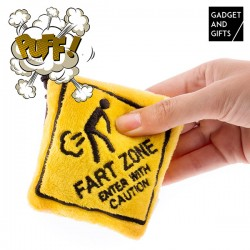 Gadget and Gifts Fart Zone...