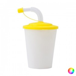 Cup with Straw (308 ml) 143171