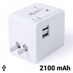 Plug Adapter 2100 mAh 145303