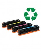 Recycled toners